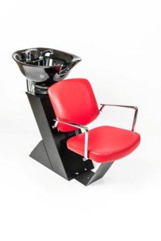 Парикмахерская мойка Дасти с креслом Конфи