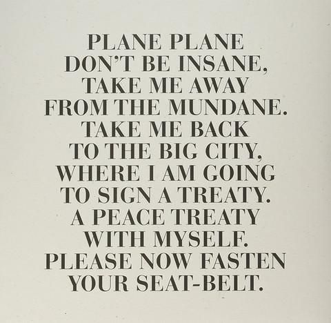 Plane / Talea