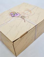 Коробка подарочная БОЛЬШАЯ 25*20,5*10 см