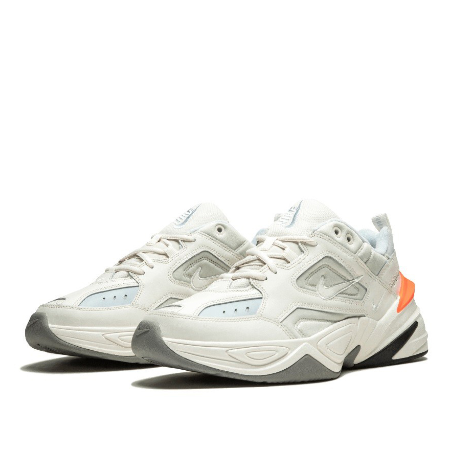Nike M2K Tekno White/Orange