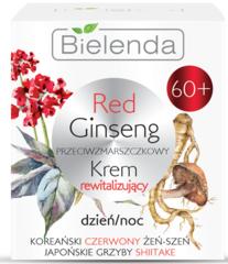 RED GINSENG восстанавливающий крем против морщин 60+ день/ночь 50 мл