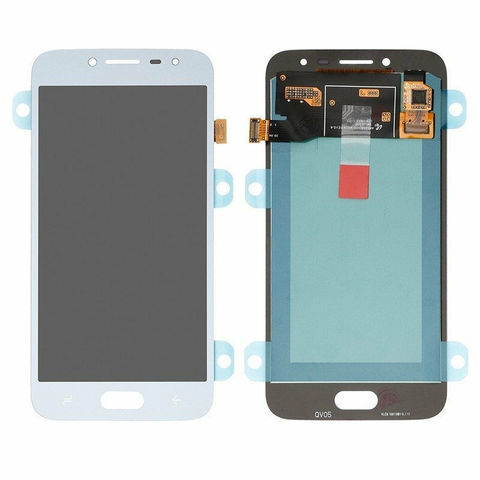 LCD SAMSUNG J2 Pro 2018 J250 + Touch White OLED MOQ:5