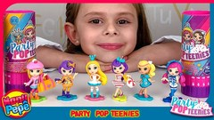 Хлопушка с сюрпризом Party Pop 2в1