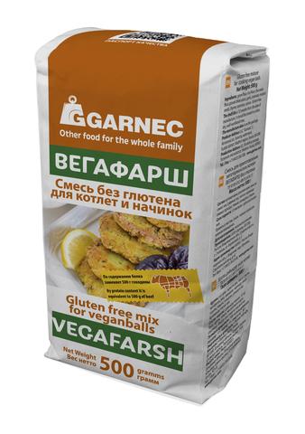 Garnec Смесь для приготовления вегетарианских котлет