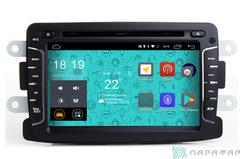 Штатная магнитола 4G/LTE с DVD для Renault Duster на Android 7.1.1 Parafar PF157D
