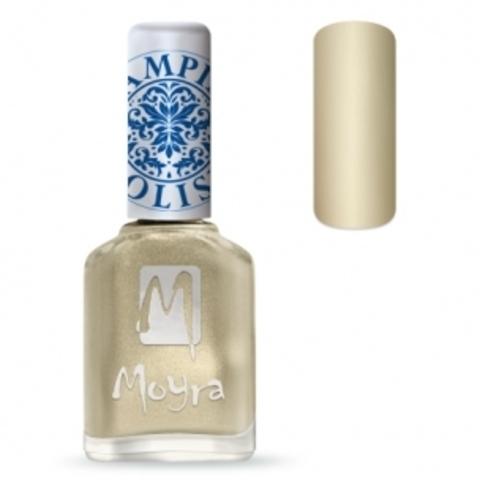 Краска для стемпинга SP.09 Gold Moyra