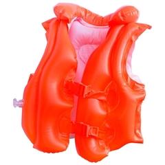 Intex Надувной жилет оранжевый (18603)