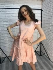 Короткое платье-сарафан оптом