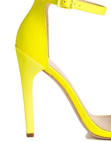Босоножки на каблуке ASOS HIGHBURY