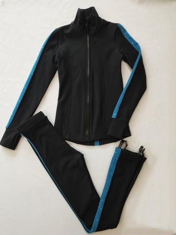 Термокостюм для фигурного катания