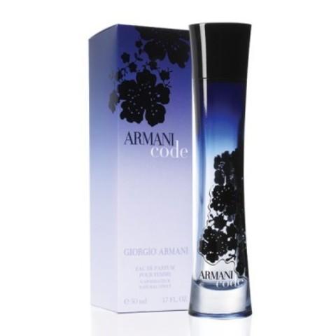 Giorgio Armani: Code женская парфюмерная вода edp, 30мл/50мл