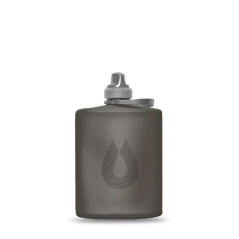 Мягкая фляга для воды  HydraPak Stow (0,5 литра), серая