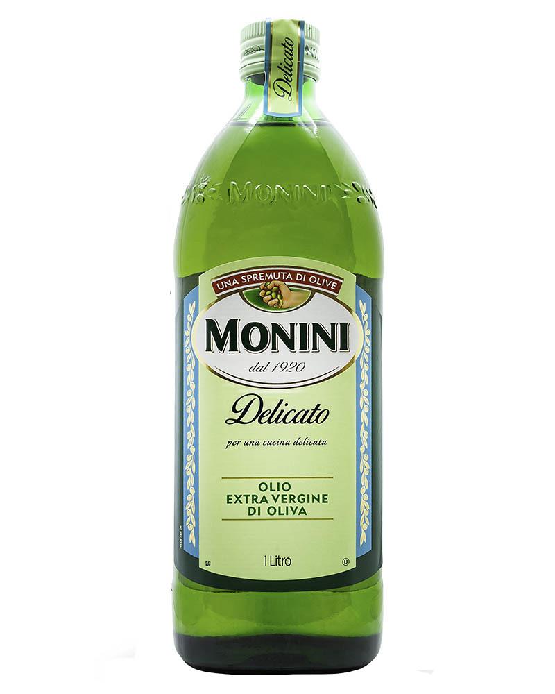 Масло оливковое Monini Экстра Вирджин Деликато 1л