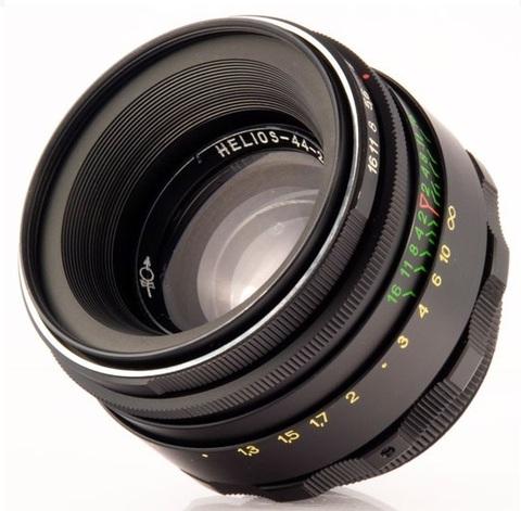 Объектив Гелиос 44-2 58 mm f/ 2