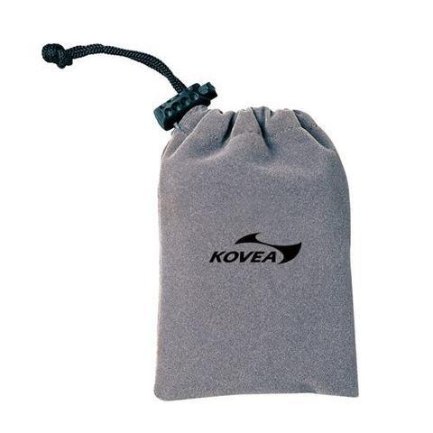 Картинка горелка туристическая Kovea компактная титановая КВ-0707  - 3