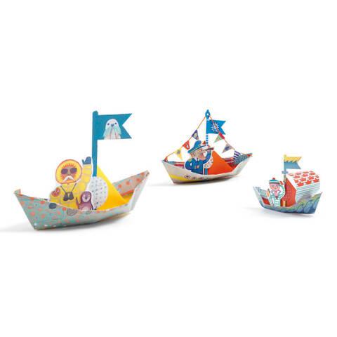 Набор для творчества Кораблики