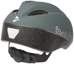 Велошлем детский Bobike Go Macaron Grey - 2