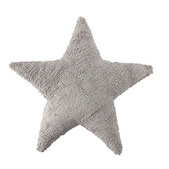 Подушка Lorena Canals Star Light Grey (50 х 50 см)