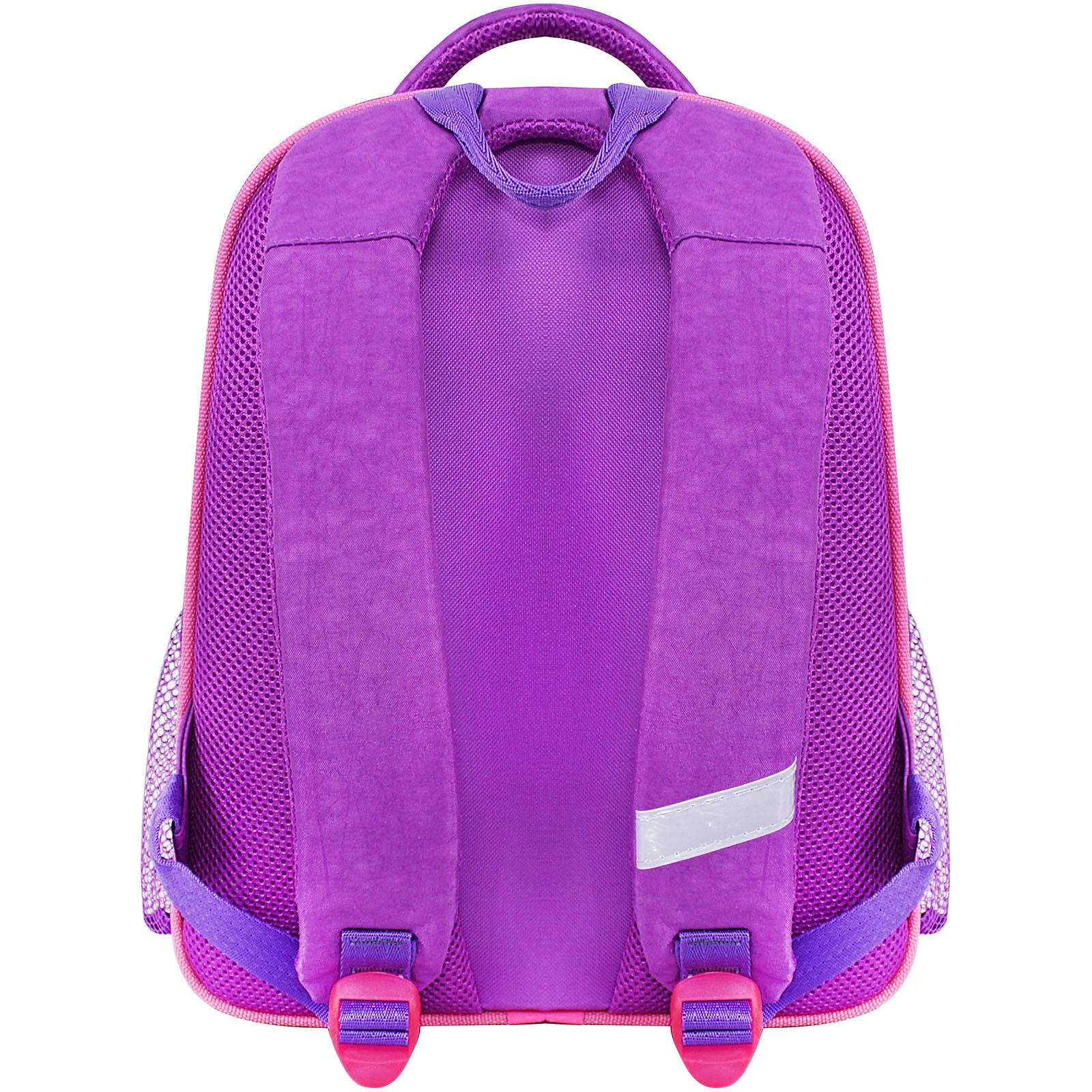 Рюкзак школьный Bagland Отличник 20 л. фиолетовый 674 (0058070)