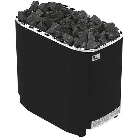 Электрическая печь SAWO SUPER SAVONIA PREMIUM V12 SAV-210NS-V12-P-F (21 кВт, выносной пульт, термопокрытие)