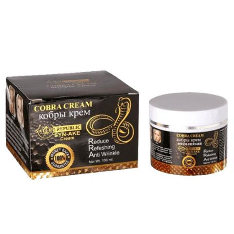 Крем для лица Cobra Syn-Ake Cream Nature Republic, 100 мл.