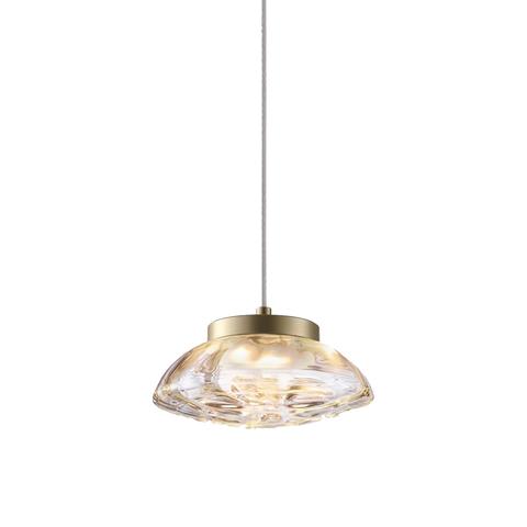 Подвесной светильник копия Ceto by Ross Gardam (золотой)