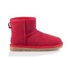 UGG Classic Mini Serein Red