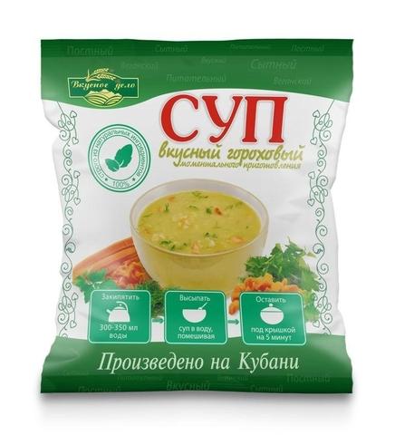 Суп гороховый, порционный, 28 гр. (Вкусное дело)