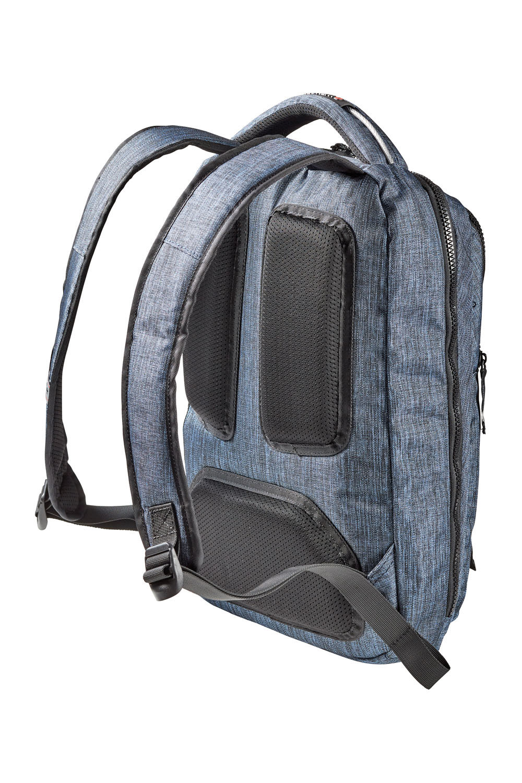 Рюкзак WENGER Rotor, цвет синий, отделение для ноутбука 14