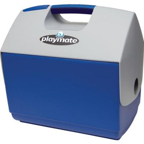 Изотермический контейнер (термобокс) Igloo Playmate Elite Ультра (15 л.), синий