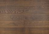Массивная доска Amber Wood Дуб EBONY Лак Состаренный (300 мм-1800 мм*125 мм*18 мм) Россия