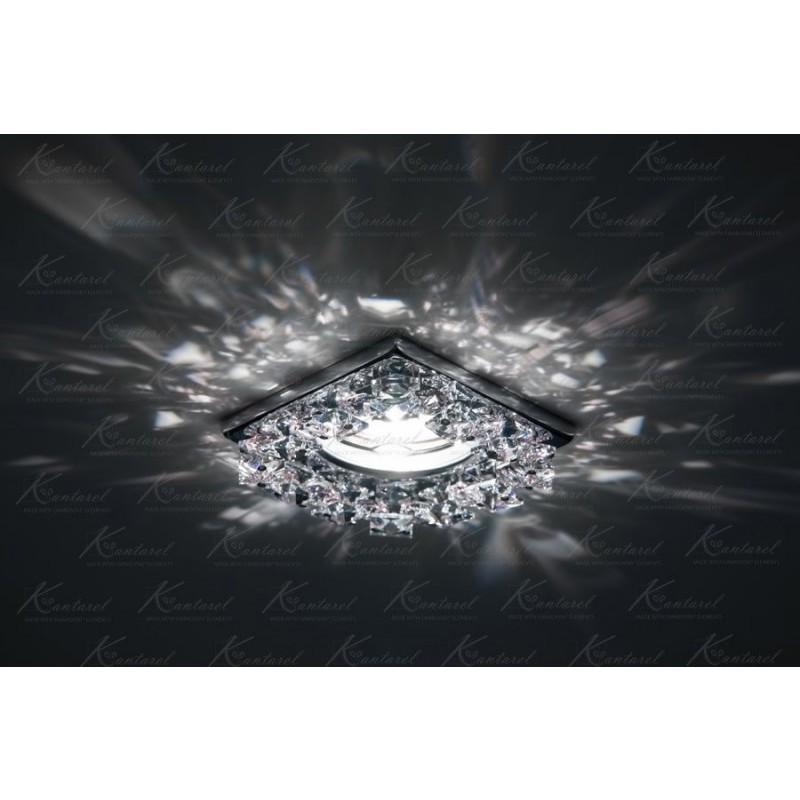 Встраиваемый светильник Kantarel Palazzo Farnese CD 054.3.1/9