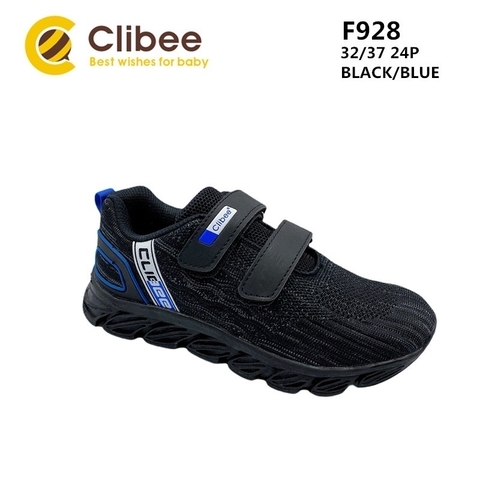Clibee F928 Black/Blue 32-37