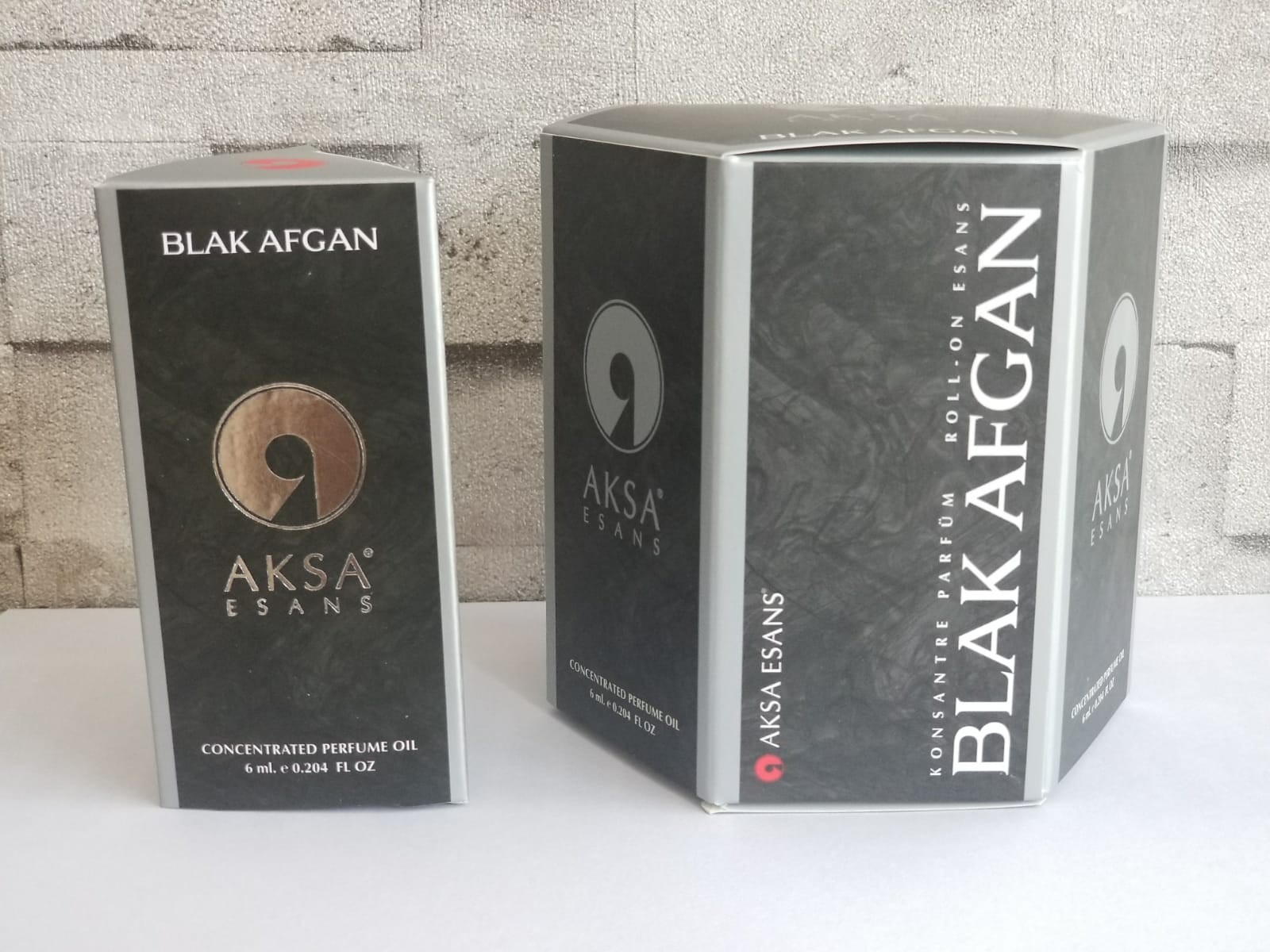 Aksa Esans Blak Afgan 6 ml