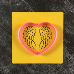 Сердце №22 Крылья