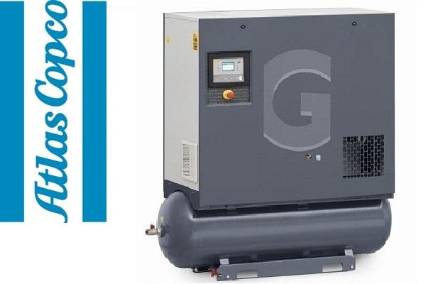 Компрессор винтовой Atlas Copco GA5 VSD 13FF / 400В 3ф 50Гц без N / TM(270) 2013