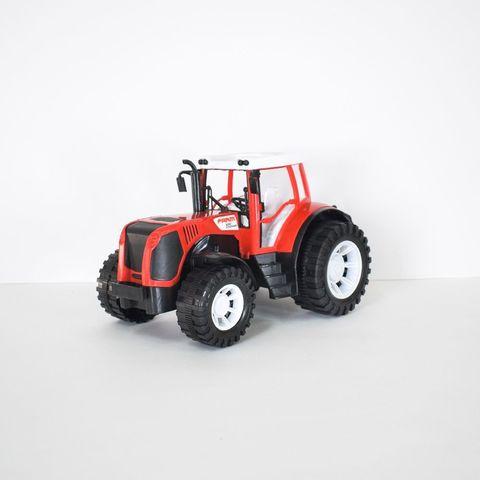 Инерция трактор под колпаком