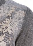 Джемпер из шерсти, кашемира и вискозы D'EXTERIOR