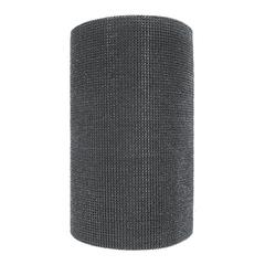 Коврик-дорожка ТРАВКА, серый, на противоскользящей  основе, 0,90*15 м