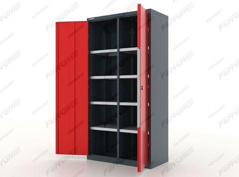 Шкаф инструментальный металлический 13.2081, серия