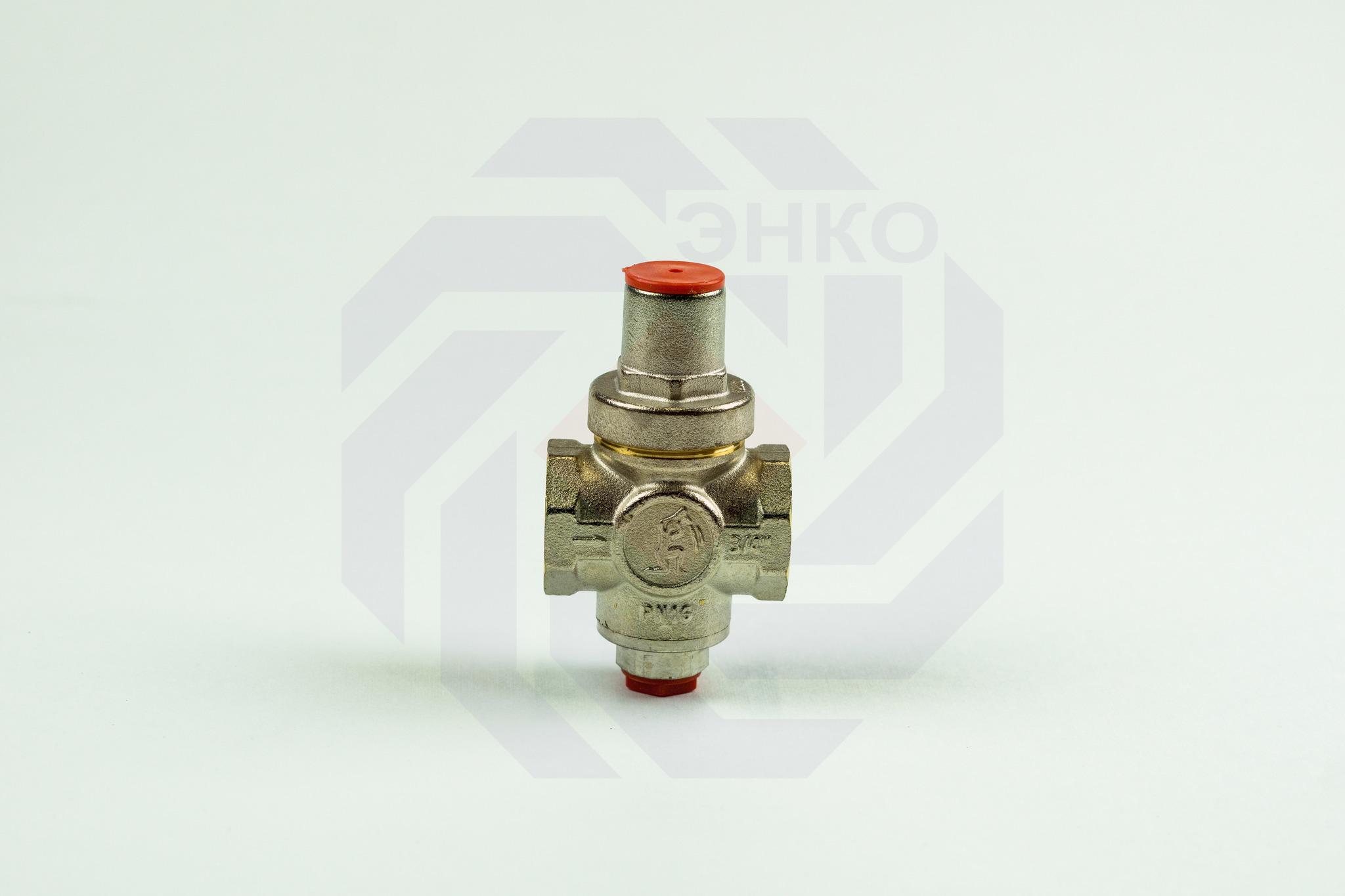 Редуктор давления GIACOMINI R153C 1,5-5 бар ¾