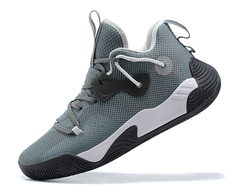 adidas Harden Bounce 'Grey/Black/White'