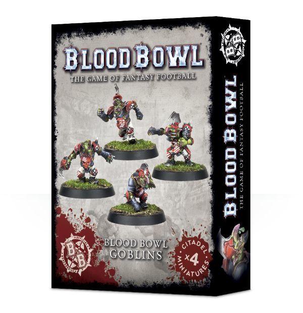Blood Bowl Goblins. Коробка