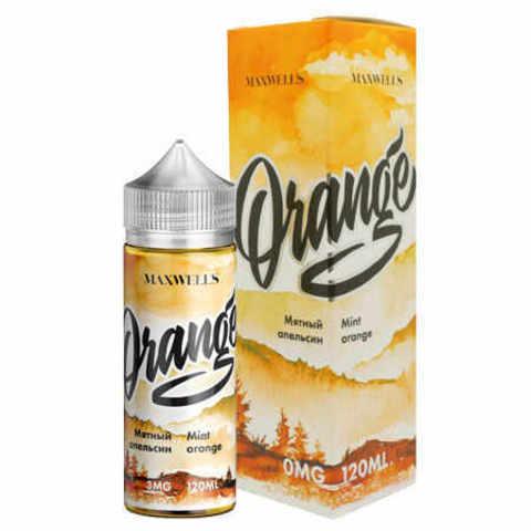 Жидкость Maxwells 120 мл Orange