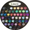 Краска-лак SMAR для создания эффекта эмали, Перламутровая. Цвет №26 Баклажан