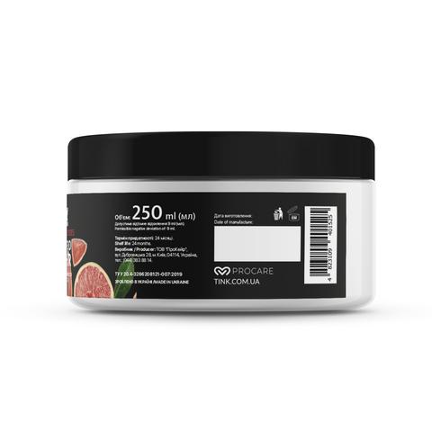 Зволожуюча маска для волосся Грейпфрут-Кераміди Tink 250 мл (4)