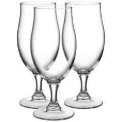 Набор из 3 бокалов для пива «Executive», 530 мл, фото 2