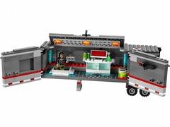 Черепашки-Ниндзя 10277 Большая снежная машина для побега 743 дет Конструктор