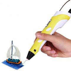 3D qələm \ 3D ручка \ 3D pen sarı