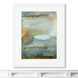 Marina Sturm - Репродукция картины в раме July evening sky